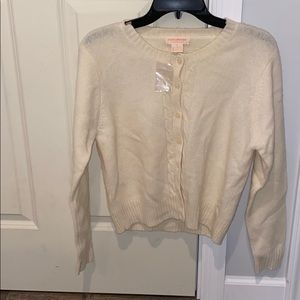 New Brooks Brothers 100% Lambswool Sweater Size M